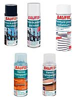 Прозрачный лак, краска для радиаторов, для металла Baufix Германия