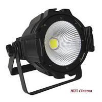 Прожектор Free Color COB200RGBW светодиодный заливочный световой прибор RGB + White