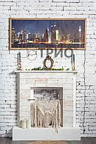 """Електричний настінний обігрівач-картина VIP """"Нью-Йорк"""", фото 3"""