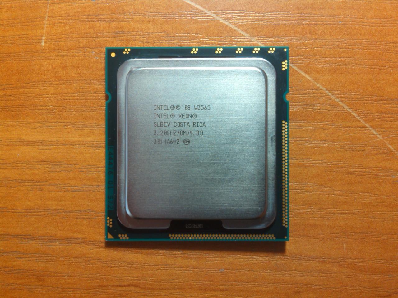 Intel Xeon W3565 Гарантия!