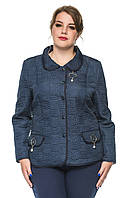 Женский пиджак больших размеров оптом и в розницу .