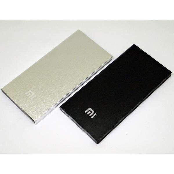 Внешний аккумулятор Power Bank Xiaomi Mi Slim 24000 mAh, супер тонкий