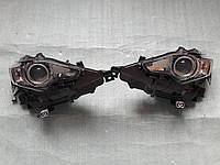 Фара левая 8118553721 Toyota Lexus IS ксенон 14-16 БУ, фото 1