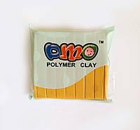 Полимерная глина DMO, золотая, 50 г