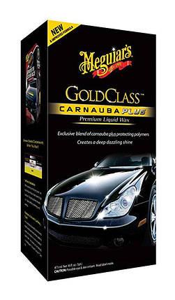 Карнауба жидкий воск - Meguiar`s Gold Class Carnauba Plus Liquid Wax 473 мл. (G7016), фото 2