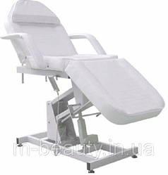 Косметологическая кушетка с электромотором, ZD-831 цвет-белый