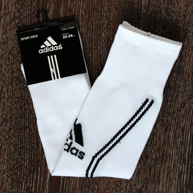 Гетры Adidas (белые)