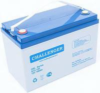 Аккумулятор гелевый Challenger G12-100 , GEL - 100 Ач, 12В