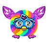 Furby Furblings Фёрблинг RAINBOW EDITION