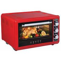 Духовка электрическая Efba 1003 (красная) 36 л