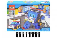 Конструктор Робокар Полі 159+ дет. 48001 р.29*21*4,5 см (шт.)