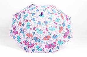 Зонт детский принцесса лиловый