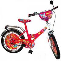 Велосипед 18 мульт. (шт.)