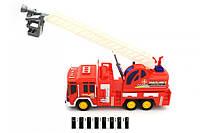 Пожарная машина инерц. (колпак) 5699 р.38*13*21 см (шт.)