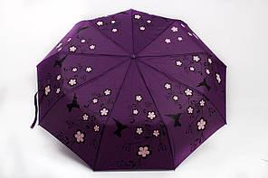 Зонт Бразилия фиолетовый