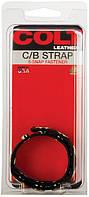 Кольцо COLT - COLT 8 SNAP FASTENER LEATHER STRAP (T850187)