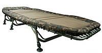Розкладушка Fox FX Flatliner Camo Bedchair