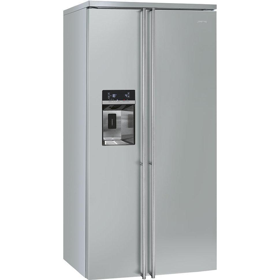 Холодильник отдельно стоящий,  Smeg FA63X