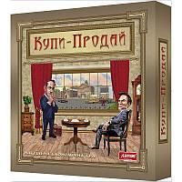 Настольная экономическая игра Купи-Продай, Artos Games