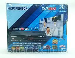 ТВ тюнер Т2 Openbox 777