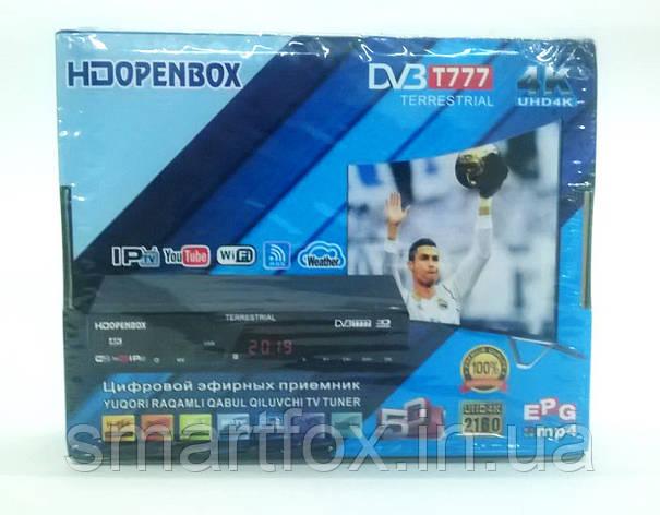 ТВ тюнер Т2 Openbox 777, фото 2