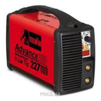 Сварочный инвертор TELWIN Advance 227 Tig DC