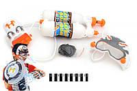 Набор 5 в 1 (водяной пистолет, щиты, маска) YYS-17 см. (шт.)