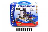 Паркинг Полицейский участок  92802 р.28*25*7 см (шт.)