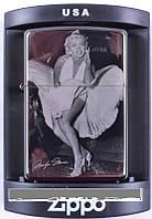 """Зажигалка Zippo """"Marilyn Monroe"""""""
