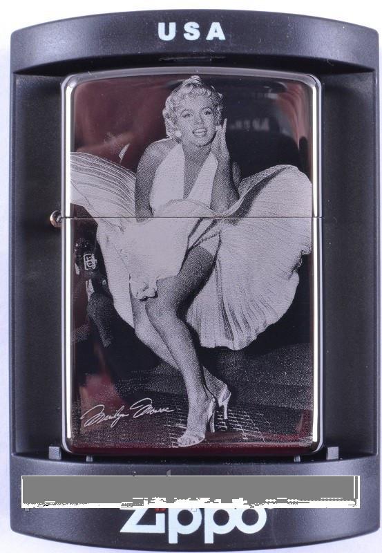"Зажигалка Zippo ""Marilyn Monroe"", копия"