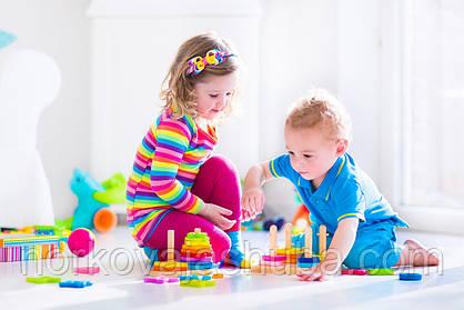 Какие развивающие игры помогают стимулировать детский мозг