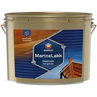 Eskaro Marine Lakk 40 2,4 л Уретан-алкидный лак для яхт - Защитная и декоративная лакировка деревянных поверхн