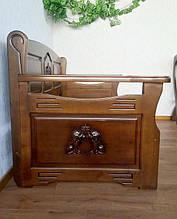 """Диван """"Орфей Премиум"""" с накладным декором (львы) 6"""