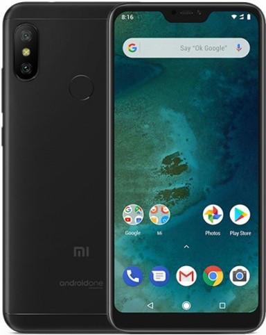 Xiaomi Mi A2 Lite 4/64Gb, Black (EU)