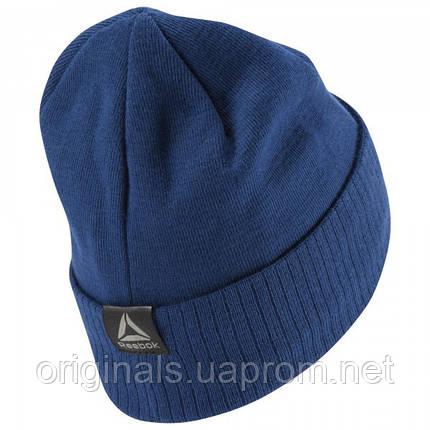 Зимняя шапка Reebok утепленная DH1728, фото 2