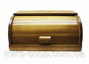 Хлебница деревянная ручная работа резьба, фото 3