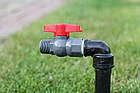 """Кран кульовий Presto 19 мм з зовнішньою і внутрішньою різьбою 3/4"""", фото 7"""