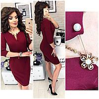 Женское модное платье, фото 1