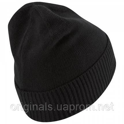 Черная женская шапка Reebok D68144, фото 2