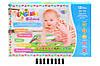 Интерактивный музыкальный коврик Limo Toy, English for Babies, M3450
