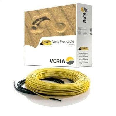 Двужильный нагревательный кабель Veria Flexicable 20, 70 м.