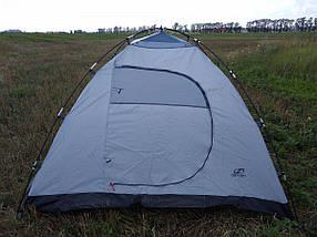 Трёхместная палатка Hannah Troll 3 Thyme, фото 2