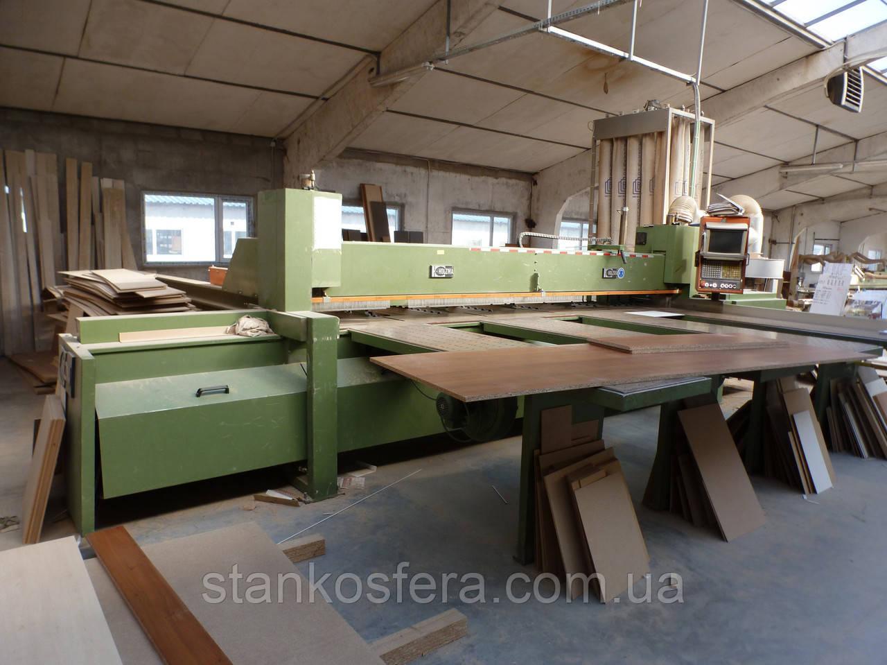 Пильный центр Holzma HPP81/4200 б/у 92г.