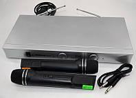 Радіосистема на 2 мікрофона Semtoni SH-80, фото 2
