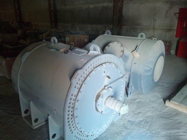 Электродвигатель ВАО2-450LB2