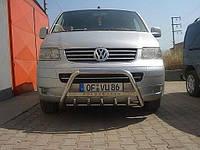 Кенгурятник Volkswagen T5 защита переднего бампера кенгурятники на для VOLKSWAGEN Фольксваген VW T5 (2003-)
