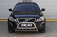 Кенгурятник Volvo XC60 защита переднего бампера кенгурятники на для VOLVO Вольво XC60 (2009-)