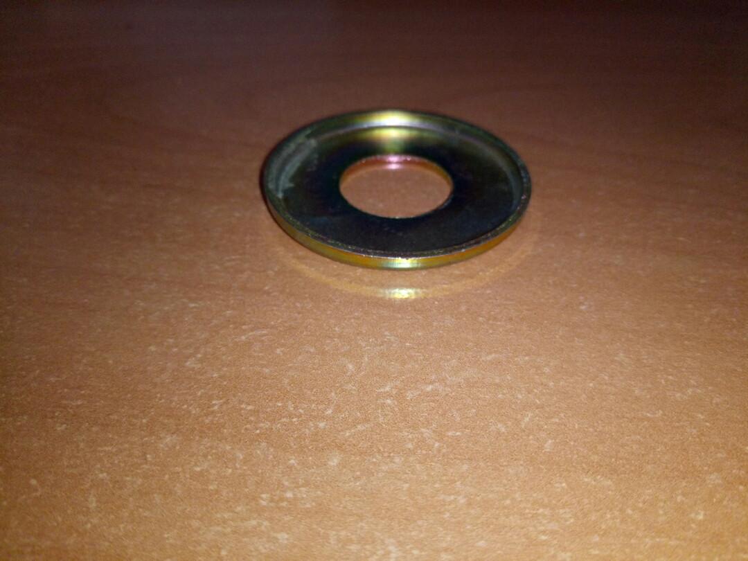 Крышка на вилку сцепления Iveco