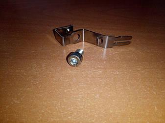 Кронштейн датчика износа колодок 42537598 IVECO, фото 2