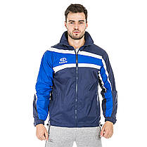 Куртка ветрозащитная Europaw TeamLine синяя, фото 2